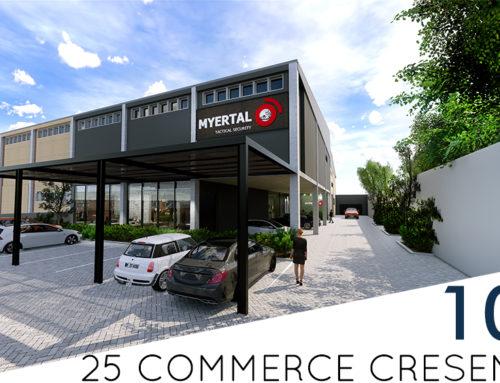 25 Commerce Crescent