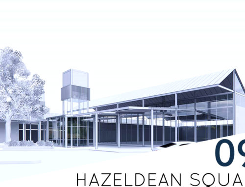 Shopping Center Extension